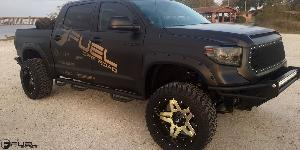 Full Blown - D254 on Toyota Tundra