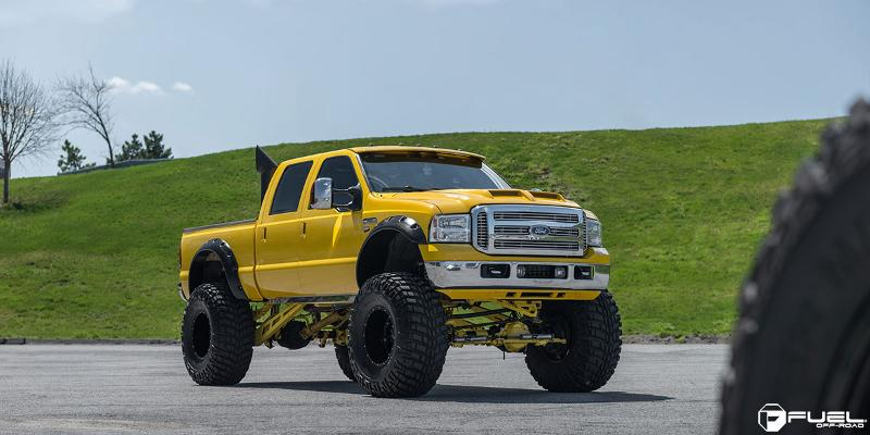 Ford F-250 Super Duty Hostage - D531