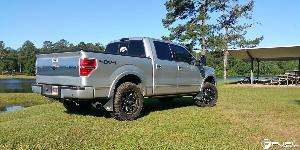Ford F-150 with Fuel 1-Piece Wheels Lethal - D567