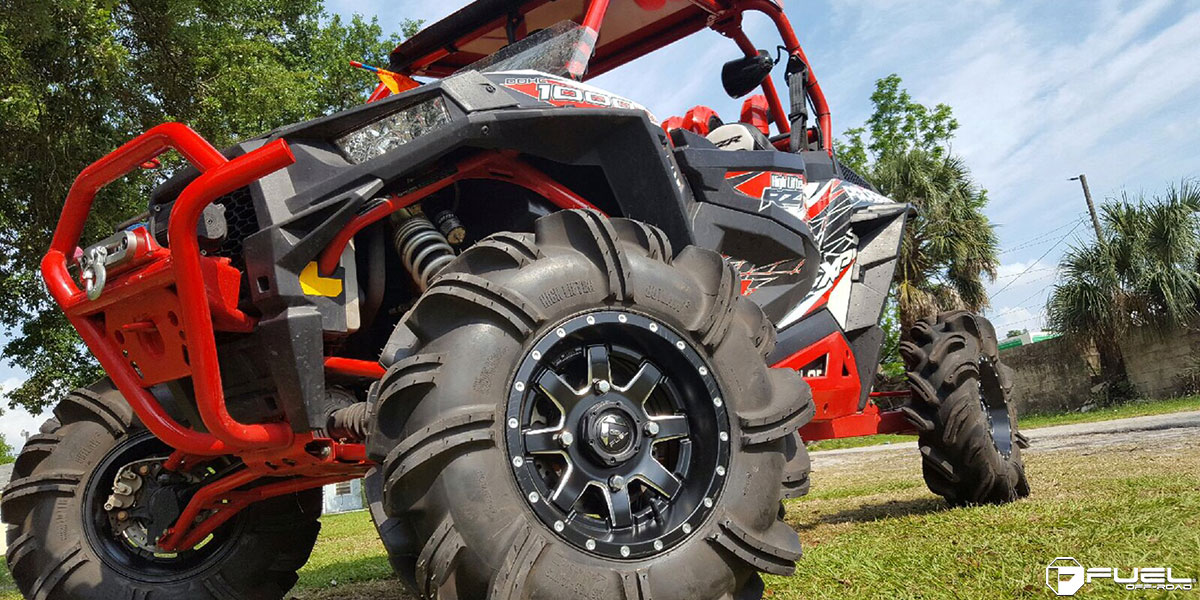 ATV - Polaris RZR Maverick - D538 - UTV