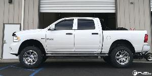 Maverick - D536 on Dodge Ram 1500