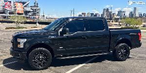 Maverick - D538 on Ford F-150