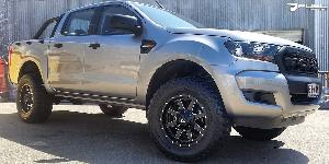 Maverick - D538 on Ford Ranger