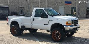 Maverick - D538 on Ford F-250
