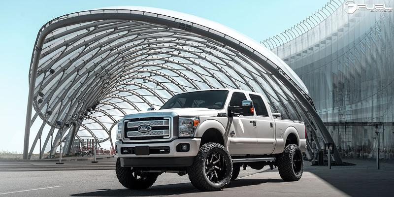 Ford F-250 Super Duty Moab - D242