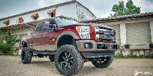 Moab - D242 on Ford F-250 Super Duty