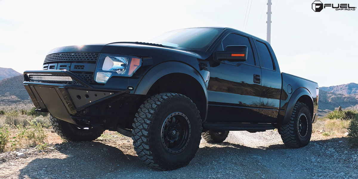 Ford f 150 raptor trophy d551 gallery fuel off road wheels ford f 150 raptor with fuel 1 piece wheels trophy d551 freerunsca Choice Image