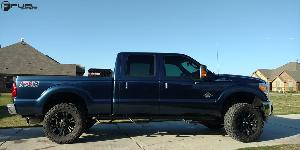 Vapor - D569 on Ford F-250 Super Duty