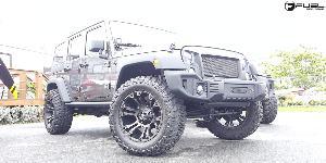 Vapor - D569 on Jeep Wrangler