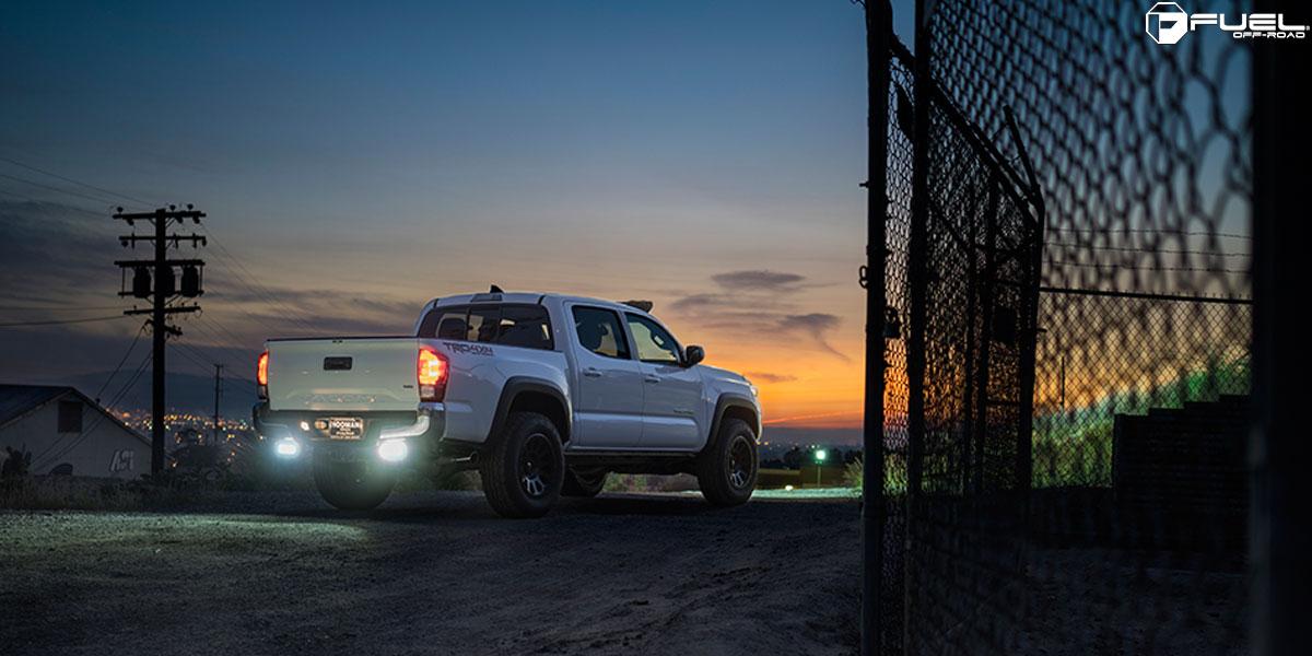 toyota tacoma vector  gallery fuel  road wheels