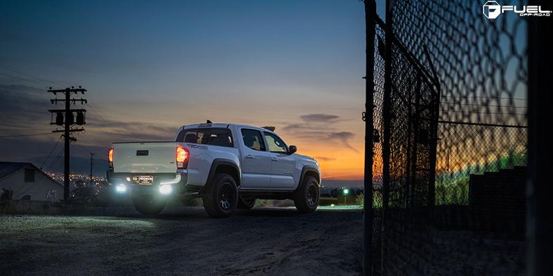 toyota tacoma vector  gallery fuel  road wheels