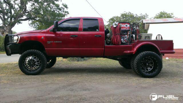 Lifted Trucks For Sale In Texas >> Dodge Ram 3500 Dual Rear Wheel Throttle Dually - D213 ...