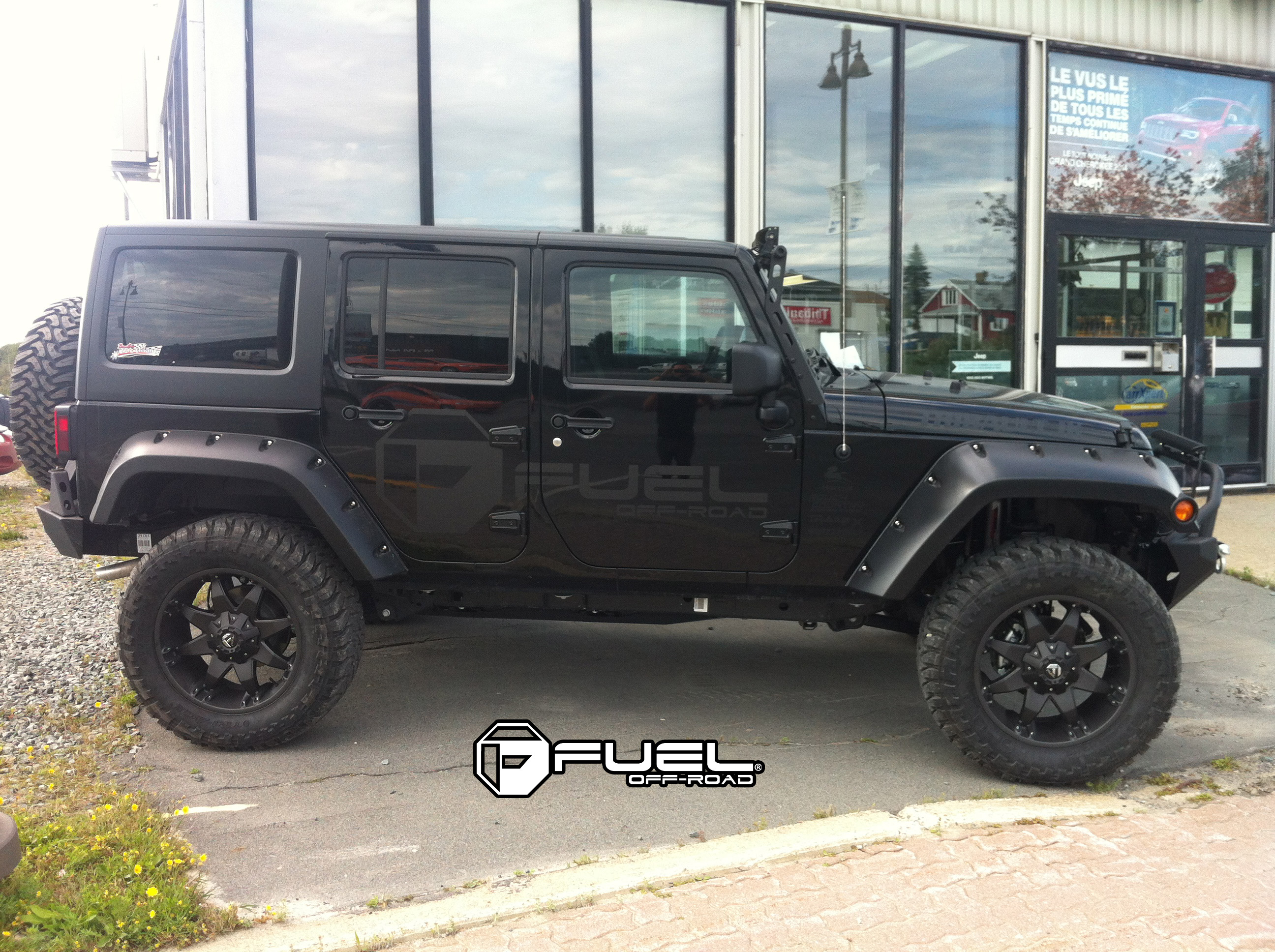 Jeep Wrangler Black Wheels Jeep Wrangler