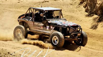 Jeep Wrangler with Fuel 1-Piece Wheels Anza Beadlock - D116