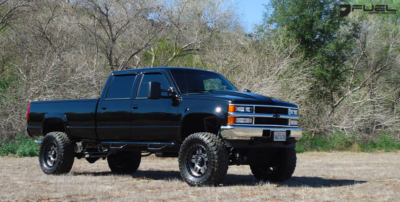 F S 295 65 15 Drag Radials Wheels 508124 moreover Chasedavis lbz duramax furthermore Ford F 250 Fuel Deep Lip Krank D516 G 13102 additionally Watch furthermore 142567144428818428. on lifted gmc trucks