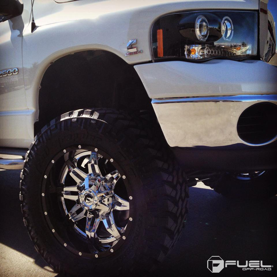 dodge  lethal  gallery fuel  road wheels