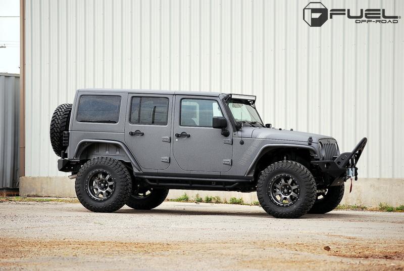 Jeep Off Road Wheels