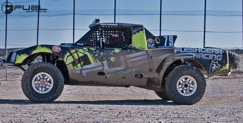 Toyota Tundra Trophy Truck Anza Beadlock D116 Gallery