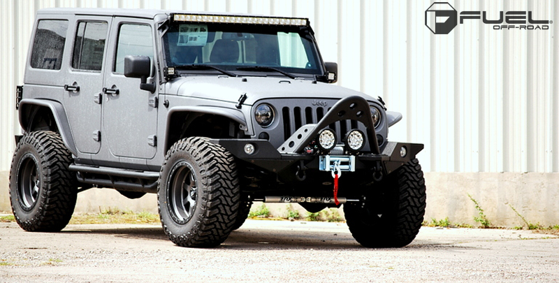 Jeep Wrangler Trophy - D552