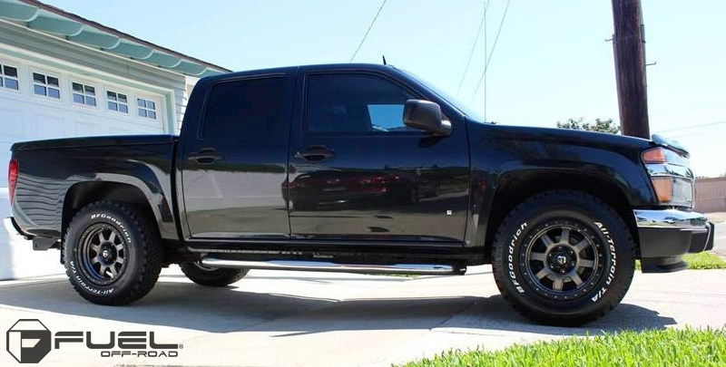 GMC Canyon Trophy - D552
