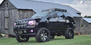Chevrolet Tahoe with Fuel 2-Piece Wheels Maverick - D260