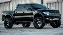 Driller - D257 on Ford Raptor F-150