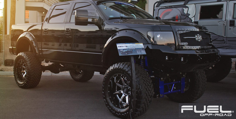 Ford F-150 Rampage Forged