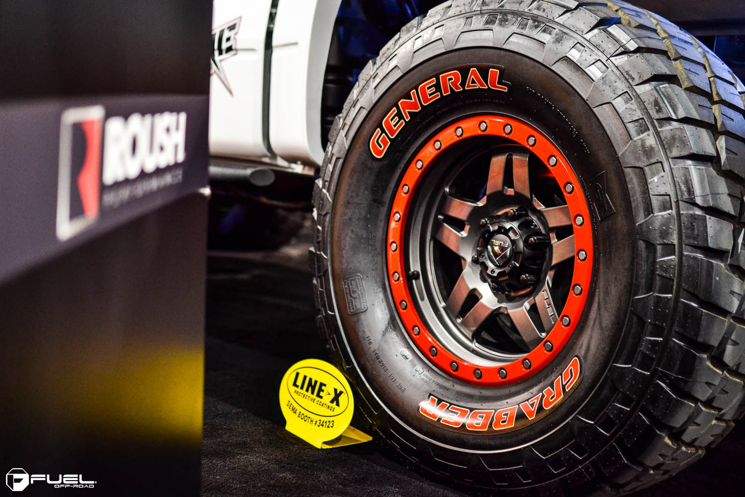 Ford F-150 Anza - D558 Gallery - Fuel Off-Road Wheels