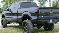Ford F-150 with Fuel 1-Piece Wheels Full Blown - D554