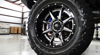 Ford F-150 with Fuel 2-Piece Wheels Rampage - D247