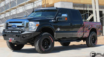 Ford F-350 with Fuel 1-Piece Wheels Anza - D557