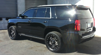 Chevrolet Tahoe with Fuel 1-Piece Wheels Full Blown - D554