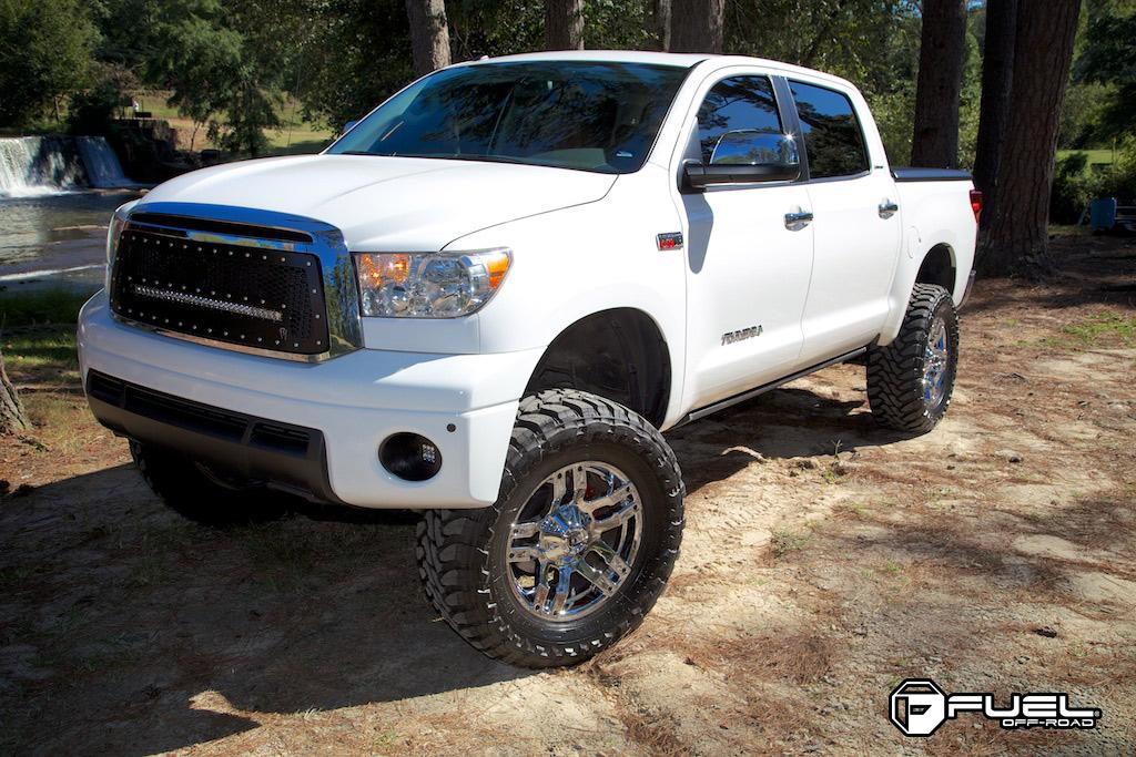 Toyota Tundra Pump - D514 Gallery - Fuel Off-Road Wheels