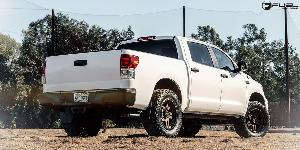 Toyota Tundra with Fuel 1-Piece Wheels Anza - D583