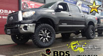 Nutz - D252 on Toyota Tundra
