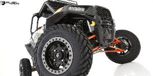ATV - Polaris RZR with Fuel UTV Wheels Anza - D917 Beadlock