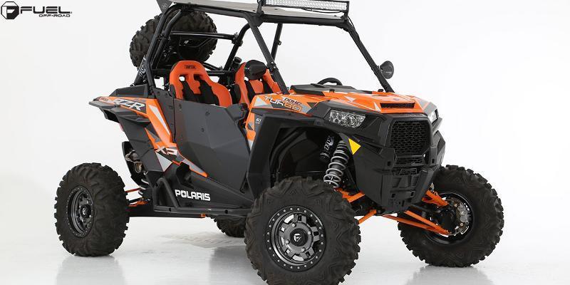 ATV - Polaris RZR Anza - D558 - UTV
