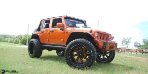 FF07 on Jeep Wrangler