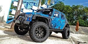 Crush - D268 on Jeep Wrangler