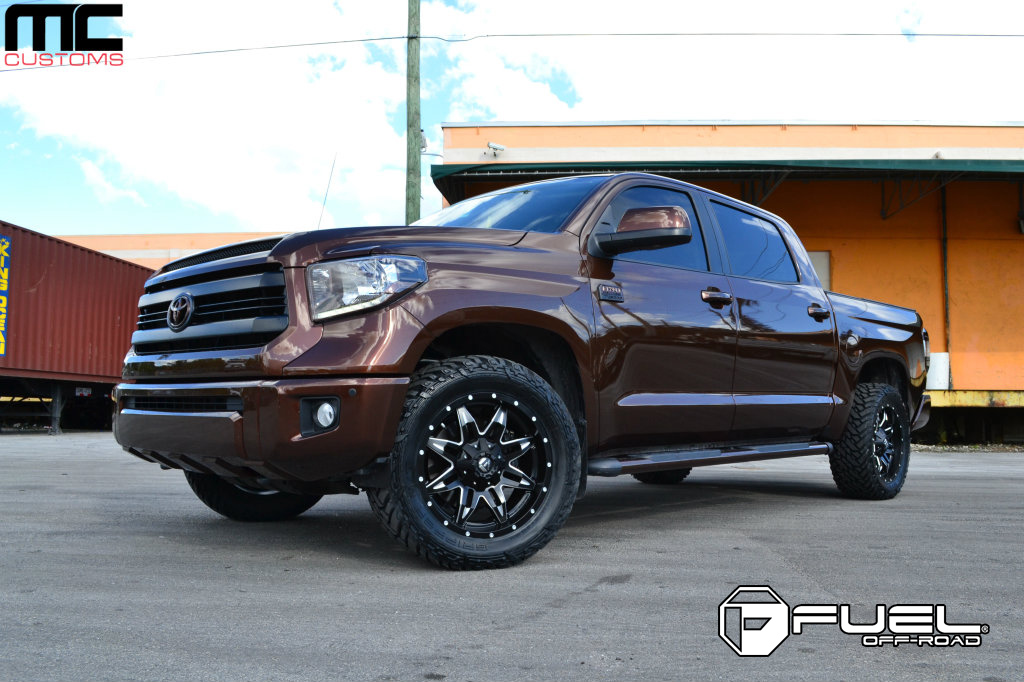 toyota tundra lethal - d567 gallery