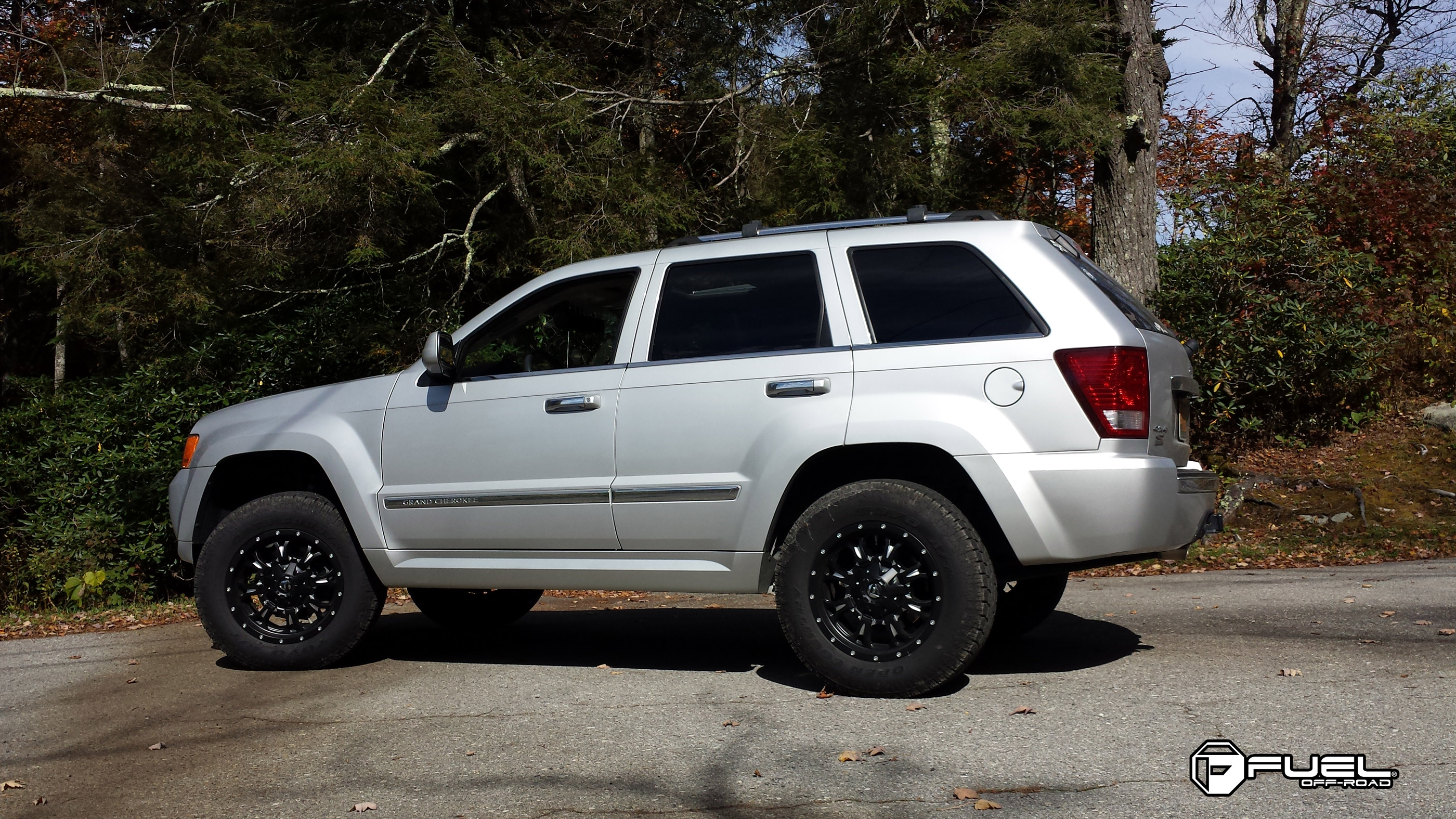 jeep grand cherokee krank d517 gallery fuel off road wheels. Black Bedroom Furniture Sets. Home Design Ideas