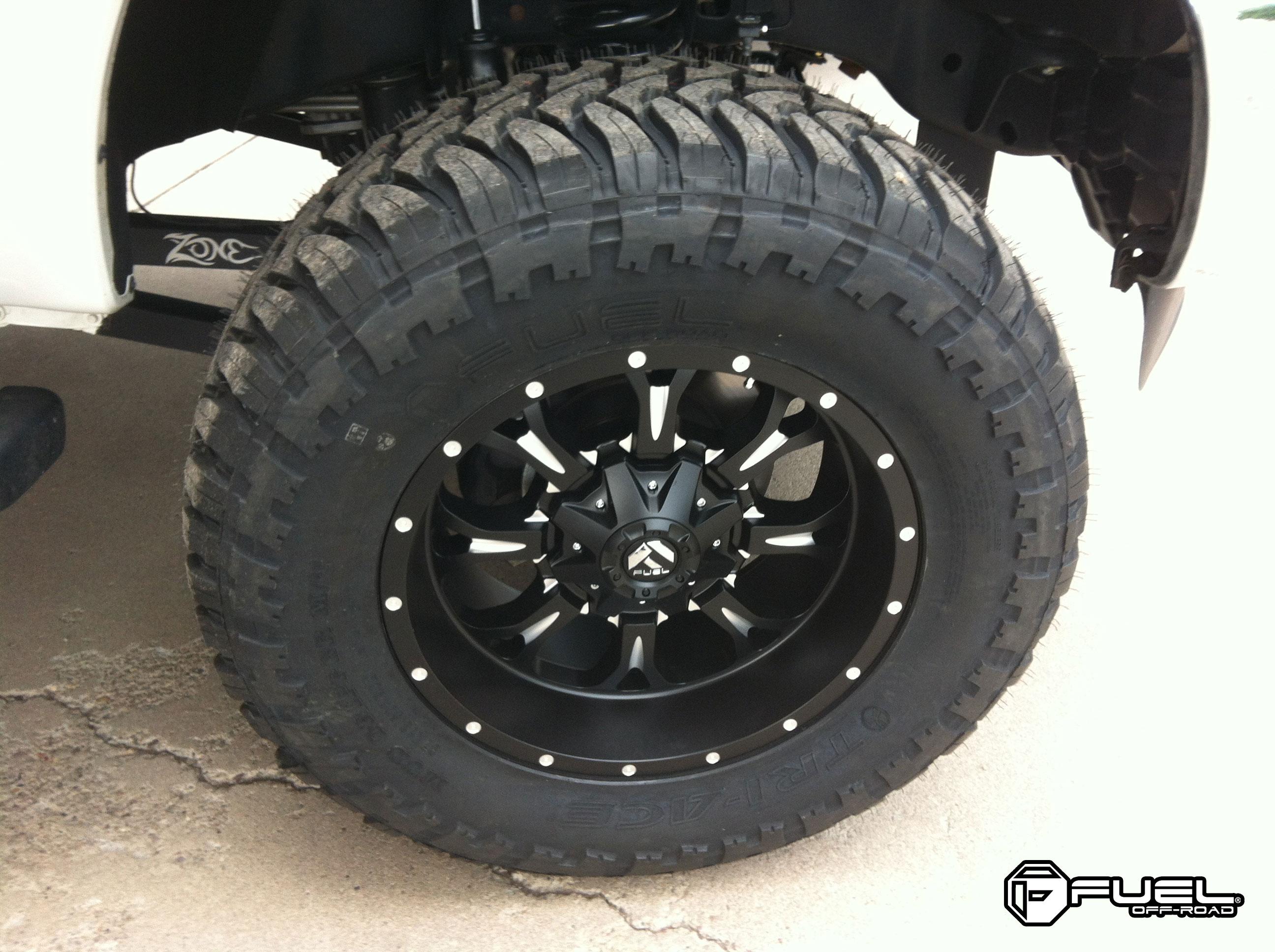 ford   krank  gallery fuel  road wheels
