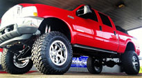 Maverick - D536 on Ford F-250 Super Duty