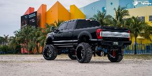 Ford F-150 with Fuel Forged Wheels