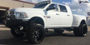 Renegade Dually Rear - D265 on Dodge Ram 3500 Dual Rear wheel