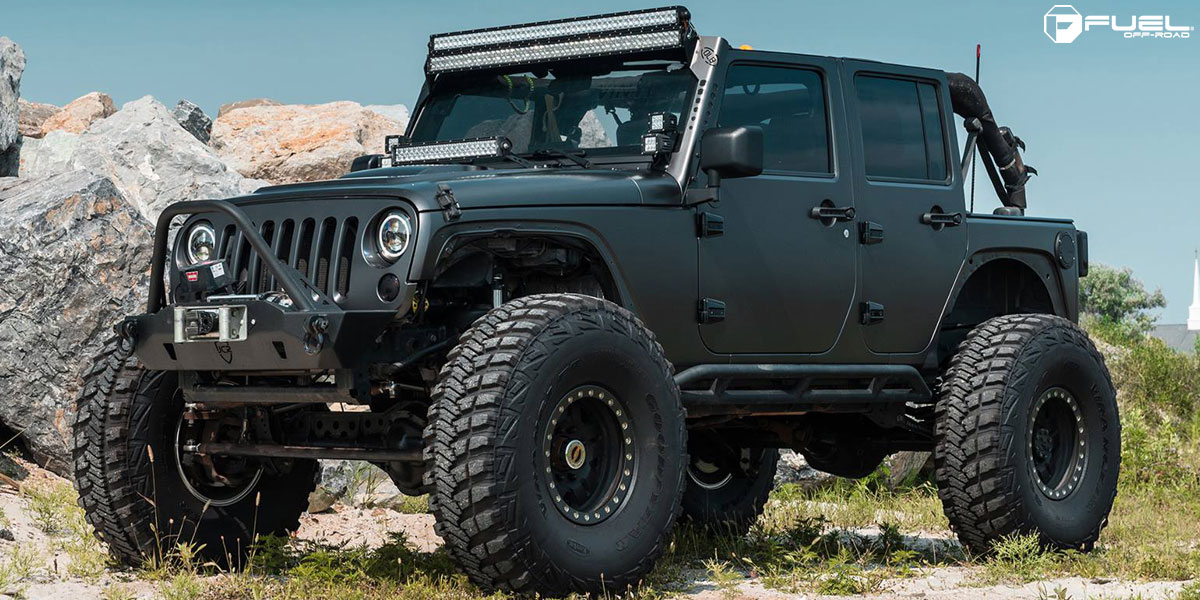 Jeep Off Road Rims