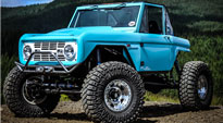 Ford Bronco with Fuel 1-Piece Wheels Anza Beadlock - D116