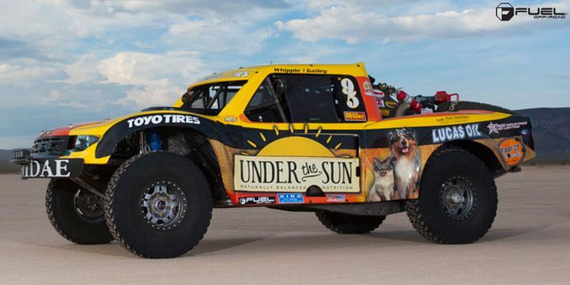 Ford Trophy Truck Anza Beadlock - D116