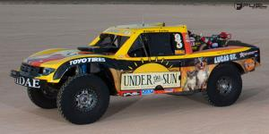 Ford Trophy Truck with Fuel 1-Piece Wheels