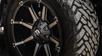 Dodge Ram 1500 with Fuel 1-Piece Wheels Coupler - D556